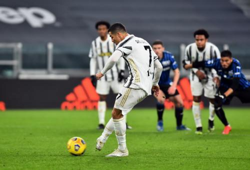 Cristiano Ronaldo (Foto: Reuters/Massimo Pinca)