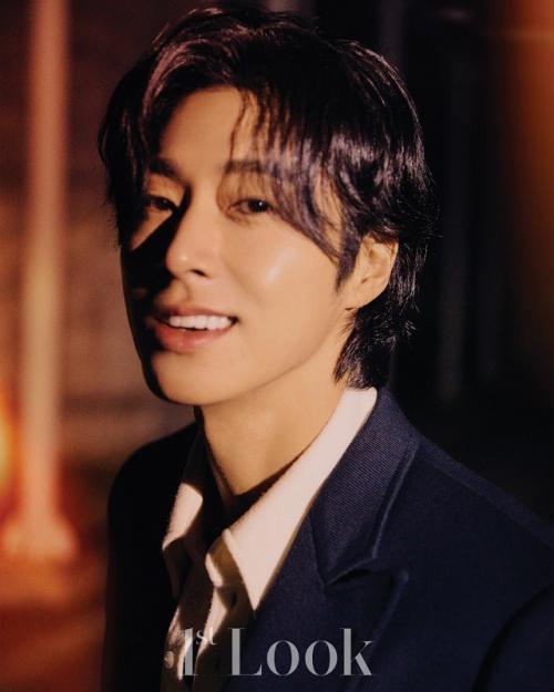 Yunho TVXQ. (Foto: 1st Look)