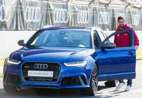 Audi (Foto: The Football Lovers)