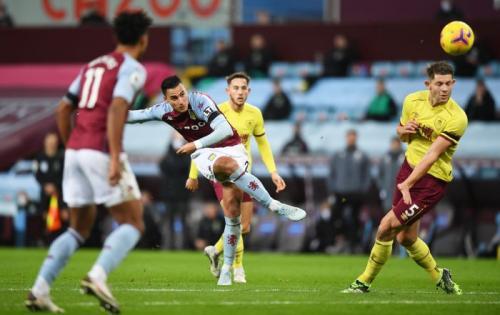 Aston Villa vs Burnley