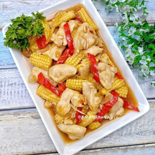 Tumis Ayam