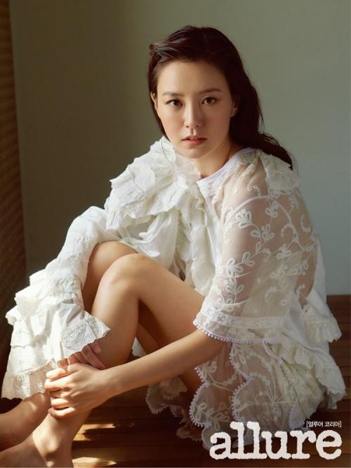 Jung Yu Mi. (Foto: Allure)