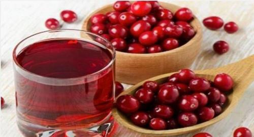 Jus cranberry. (Foto: The Health Site)