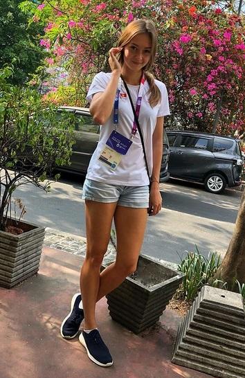 Anna Bulanova (Foto: Instagram @anyutabulanova)