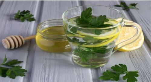 Teh parsley. (Foto: The Health Site)