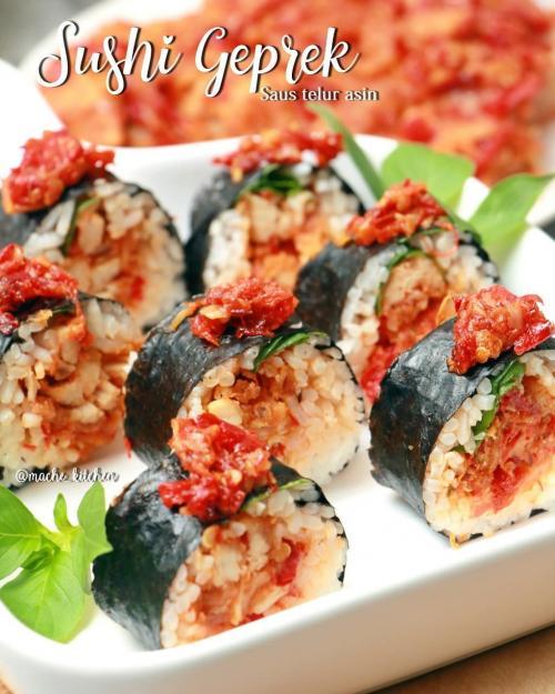 Sushi Geprek