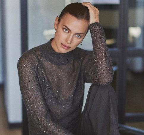 Irina Shayk (Foto: Instagram/@irinashayk)