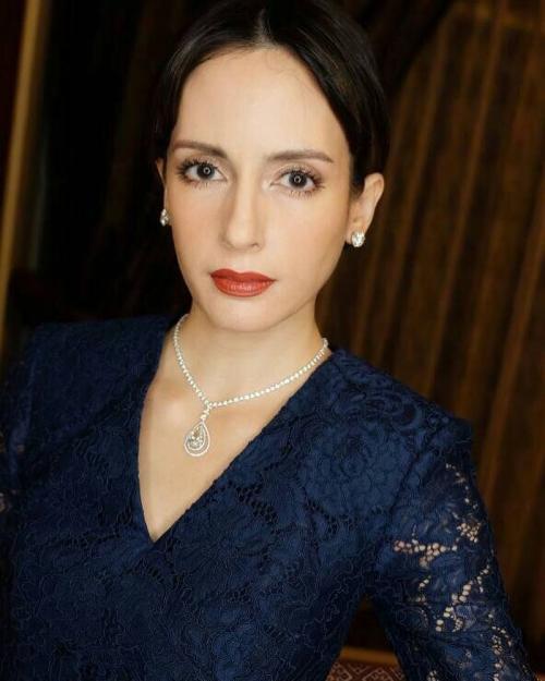 Bianca Adinegoro, Istri Menteri Perdagangan Muhammad Lutfi
