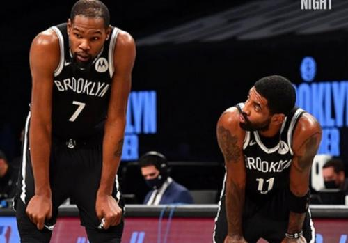 Brooklyn Nets vs Golden State Warriors