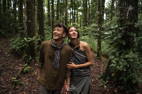 Nadine dan Dimas