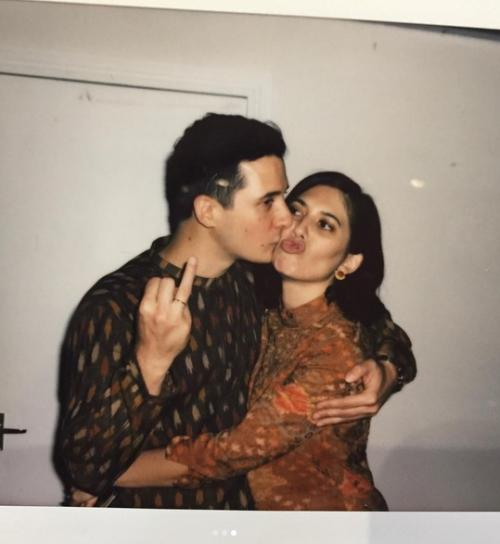 Nino Fernandez dan Hannah Al Rashid