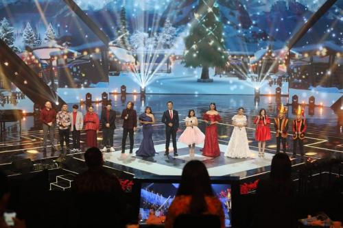 Christmas Concert MNC Group