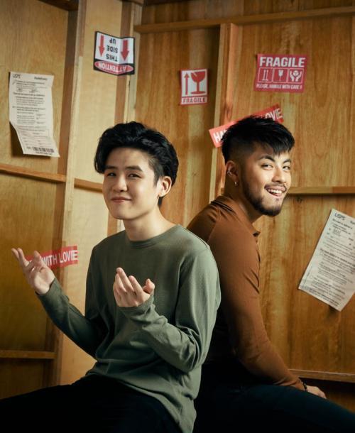 Gentle Bones dan Benjamin Kheng