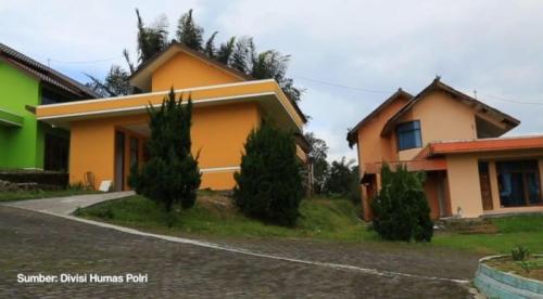 Villa yang disewa Teroris JI