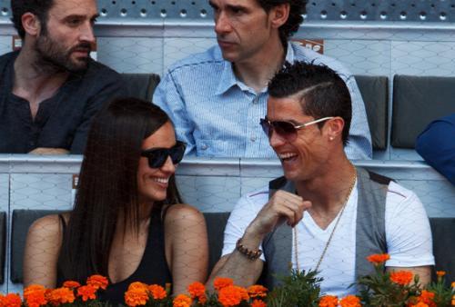 Irina Shayk dan Cristiano Ronaldo