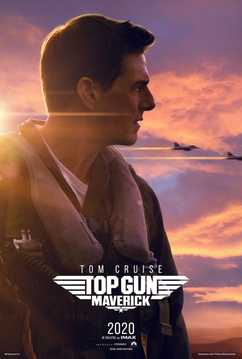 Top Gun Maverick.