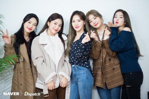 Red Velvet. (Foto: Dispatch)