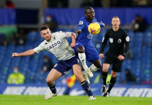 Chelsea vs Aston Villa