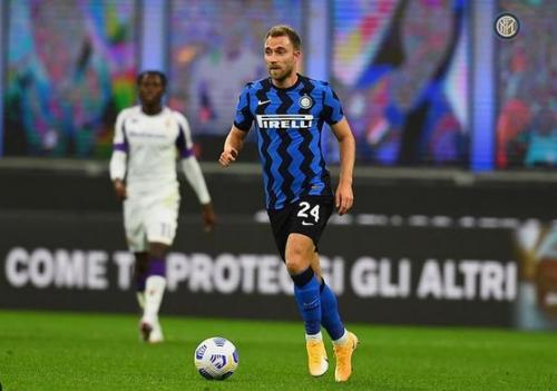 Christian Eriksen gagal berkontribusi maksimal (Foto: Inter Milan)