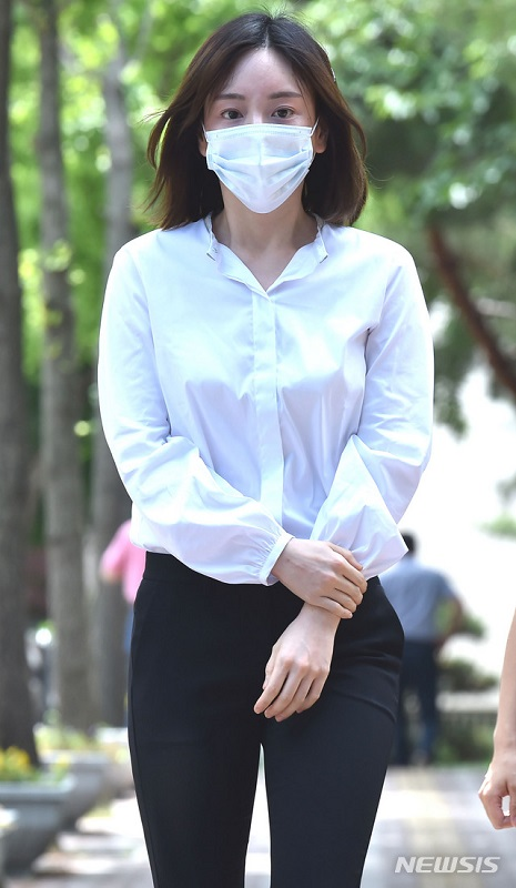 Hwang Hana. (Foto: Newsis)