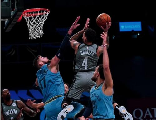 Brooklyn Nets vs Memphis Grizzlies: