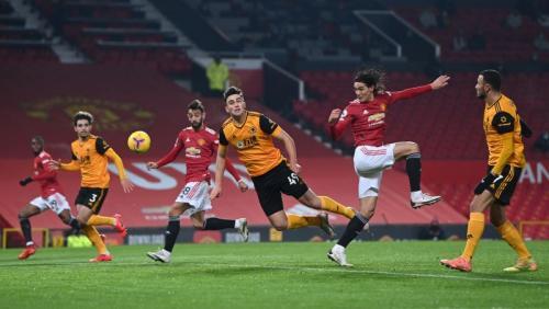 Man United vs Wolverhampton (Foto: Reuters)