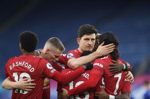 Man United (Foto: Reuters)