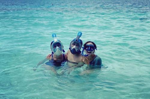 Gisel Snorkeling