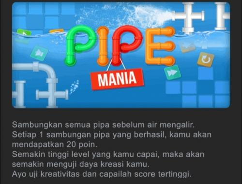 game pipe