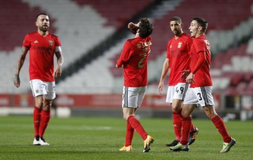 Benfica (Foto: Reuters)