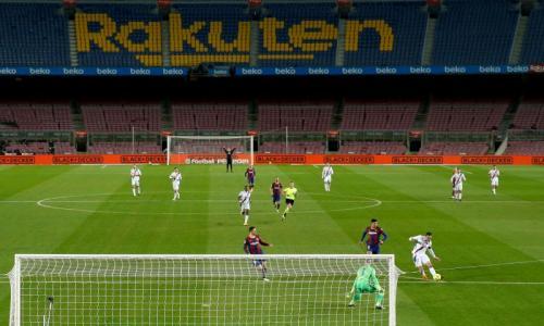 Barcelona vs Eibar (Foto: Reuters)
