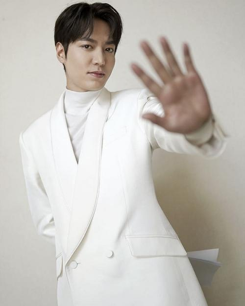 Lee Min Ho. (Foto: MYM Entertainment)