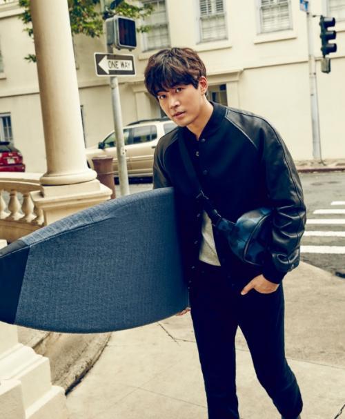 Lee Sang Yoon. (Foto: Cosmopolitan)