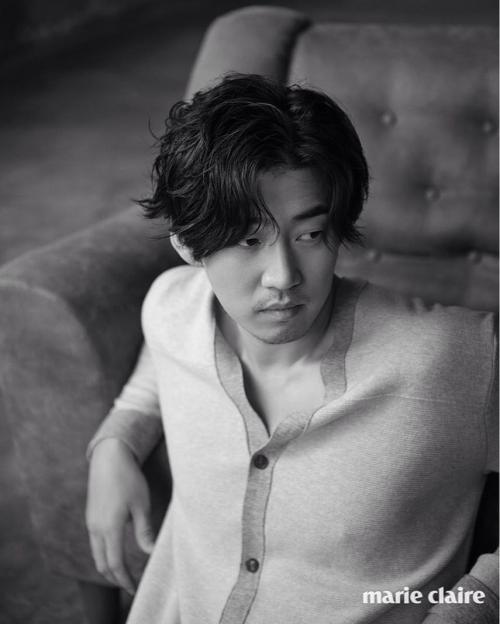 Yoon Kye Sang. (Foto: Marie Claire)