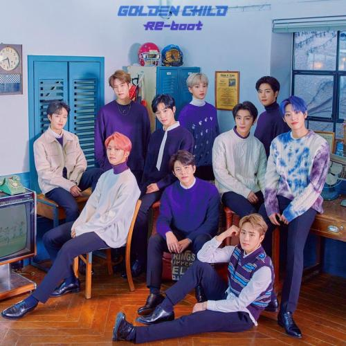 Golden Child. (Foto: Woollim Entertainment)