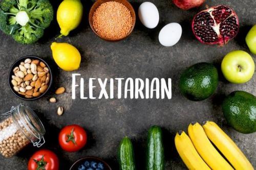Menu flexitarian diet. (Foto: Flexitarianfocus)
