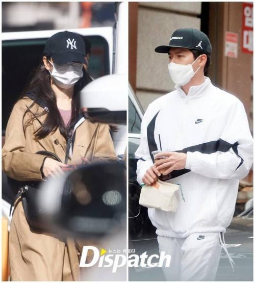 Son Ye Jin dan Hyun Bin. (Foto: Dispatch)