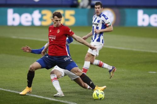 Osasuna vs Deportivo Alaves