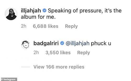 Rihanna. (Foto: Instagram/@badgalriri)