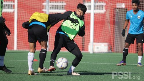 Timnas Indonesia U-19 di Spanyol (Foto: PSSI)