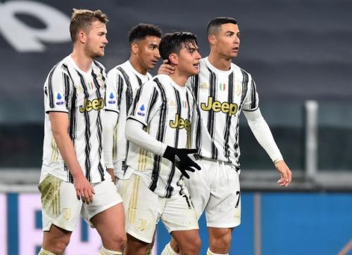 Juventus masih mencari konsistensi (Foto: Reuters)