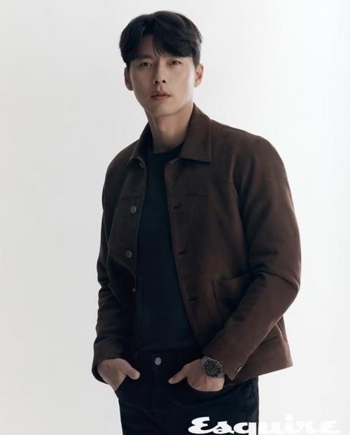 Hyun Bin salah satu aktor Korea termahal dengan gaji Rp1,6 miliar per episode. (Foto: Esquire)