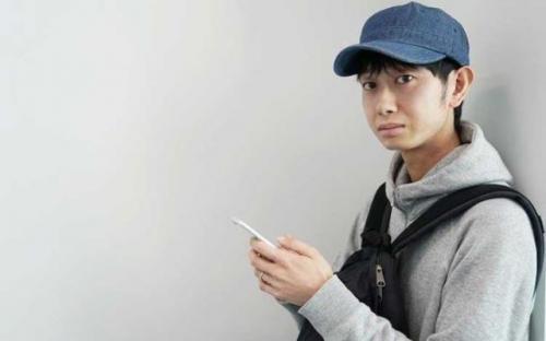 Shoji Morimoto dibayar berkat pekerjaannya yang tidak melakukan apa pun. (Foto: Shoji Morimoto/Oddity Central)