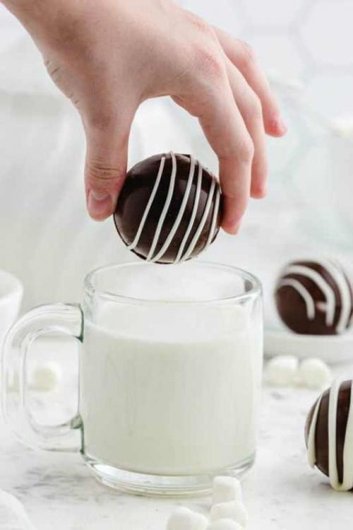 Hot chocolate bombs. (Foto: Princesspinkygirl)