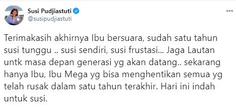 Twitter Susi