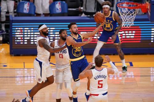 LA Clippers vs GSW