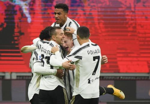Juventus meraih kemenangan penting (Foto: Reuters)