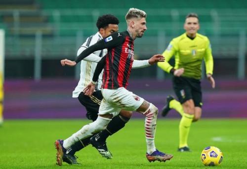 AC Milan vs Juventus (Foto: AC Milan)