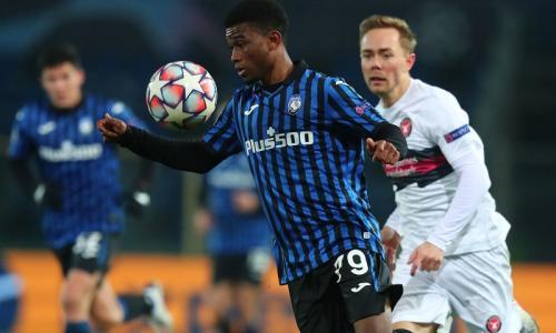Amad Diallo hanya tampil 35 menit (Foto: Atalanta BC)