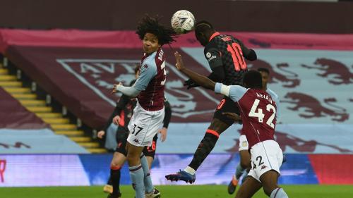 Momen Aston Villa turunkan tim U-23 dan U-13 di laga kontra Liverpool